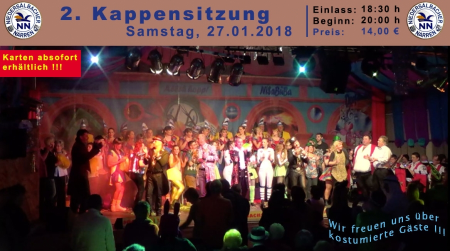 2Kappensitzung